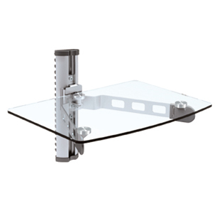 Single Shelf DVD Bracket